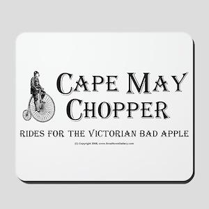 Cape May Chopper Mousepad