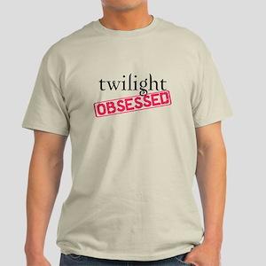 Twilight Obsessed Light T-Shirt