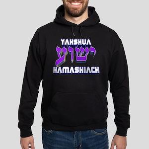Yahshua! Hoodie (dark)
