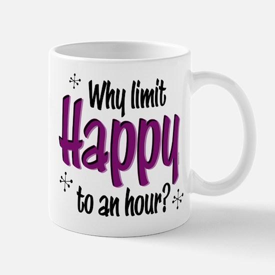 Limit Happy Hour? Mug