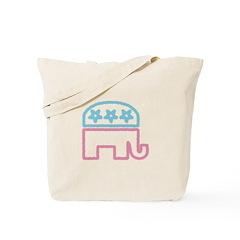 Republican Softie Tote Bag
