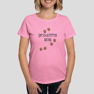 Beauceron Mom Women's Dark T-Shirt
