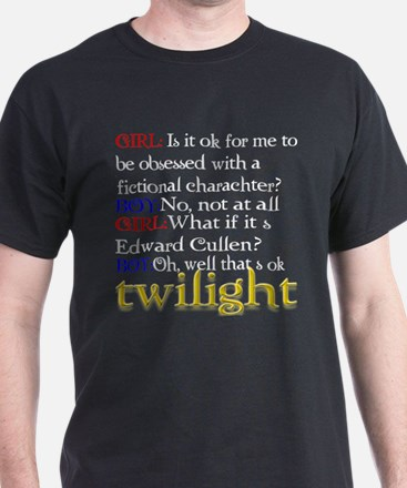 EDWARD CULLEN TWILIGHT IM T-Shirt