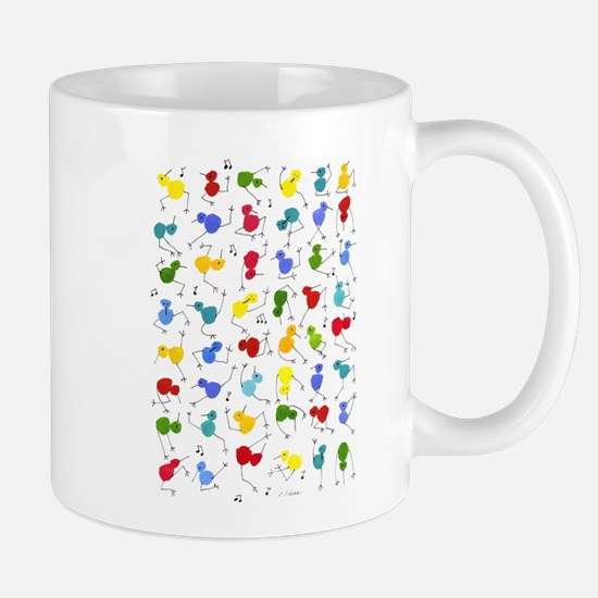 lots o birdies 2 Mugs