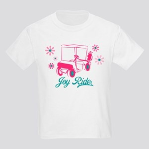 Ladies Golf Joy Ride Kids Light T-Shirt