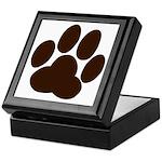 Friendly Paws Keepsake Box