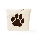 Friendly Paws Tote Bag