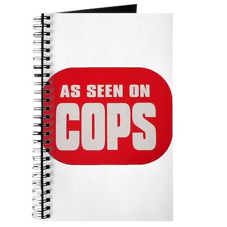 As Seen On Cops Journal