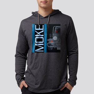 MIni Moke (Blue) Long Sleeve T-Shirt