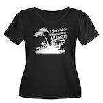 I Survived Hurricane Florence Plus Size T-Shirt