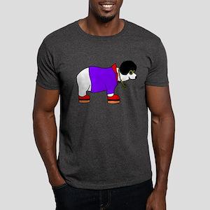 Disco Polar Bear T-Shirt (Grey)