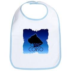 Blue Cane Corso Bib