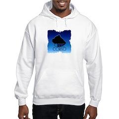 Blue Cane Corso Hoodie