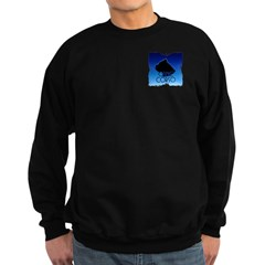 Blue Cane Corso Sweatshirt (dark)