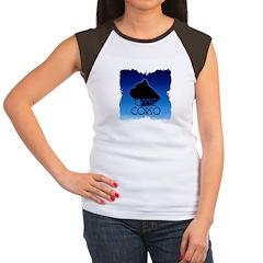 Blue Cane Corso Women's Cap Sleeve T-Shirt