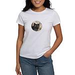 Bobcat in Brush Women's T-Shirt