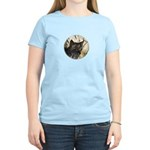 Bobcat in Brush Women's Light T-Shirt