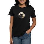 Bobcat in Brush Women's Dark T-Shirt