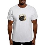 Bobcat in Brush Light T-Shirt