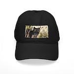 Bobcat in Brush Black Cap