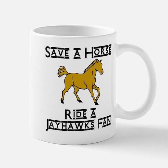 Jayhawks Mug