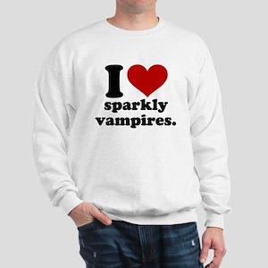 sparkly vampires.. Sweatshirt