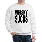 Whisky Sucks Sweatshirt