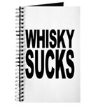 Whisky Sucks Journal