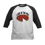 Lord of the Pies Kids Baseball Jersey