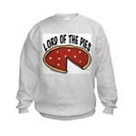Lord of the Pies Kids Sweatshirt