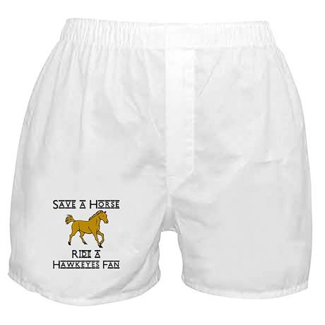Hawkeyes Boxer Shorts