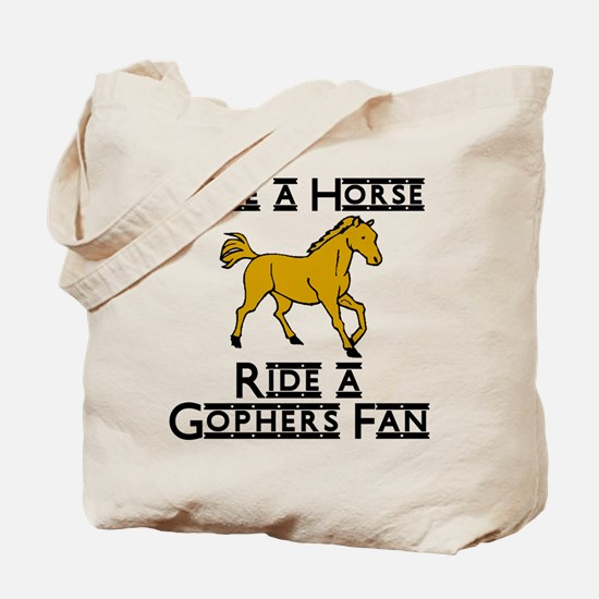 Gophers Tote Bag