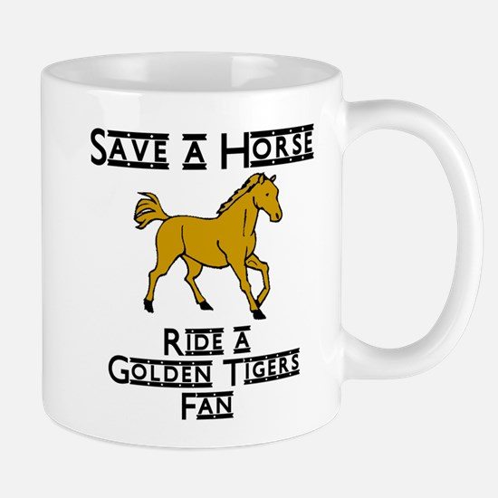 Golden Tigers Mug