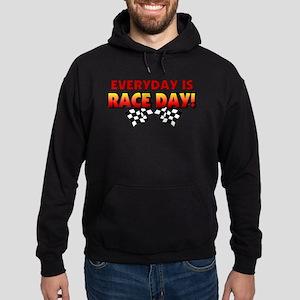 Everyday Is Race Day Hoodie (dark)