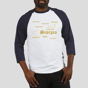 Scorpio Baseball Jersey