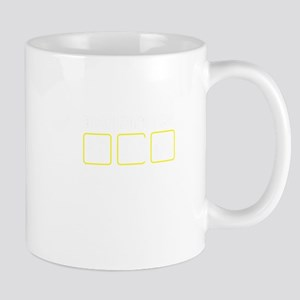 Piano- Plan For Today Mugs
