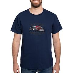 Trucker Scrolls T-Shirt