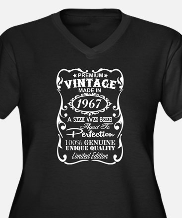 50th birthday gifts Plus Size T-Shirt
