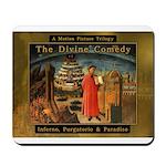 The Divine Comedy fresco Mousepad