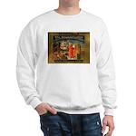 The Divine Comedy fresco  Sweatshirt