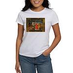 The Divine Comedy fresco Women's T-Shirt
