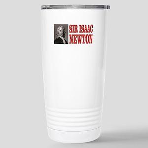 really red newton Mugs
