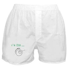 Cheesey 9 Boxer Shorts