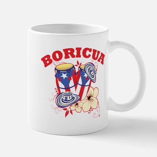 Puerto Rican Congas Mug