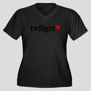 Twilight Quotes Plus Size T-Shirt