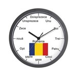 Romanian Wall Clock