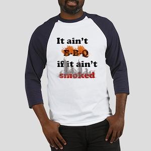 Bbq-smoked Baseball Jersey
