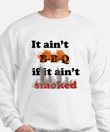 Bbq-smoked Sweatshirt