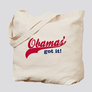 Obama Gear with Tail Tote Bag