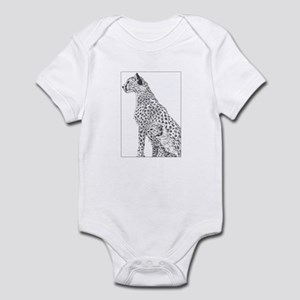 Cheetahs Infant Bodysuit